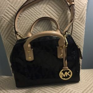 Michael Kors extra small cross body purse